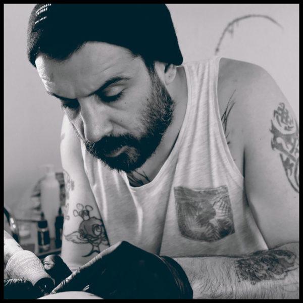 Barbaros Giray - TattooBullProTeam - Turquie