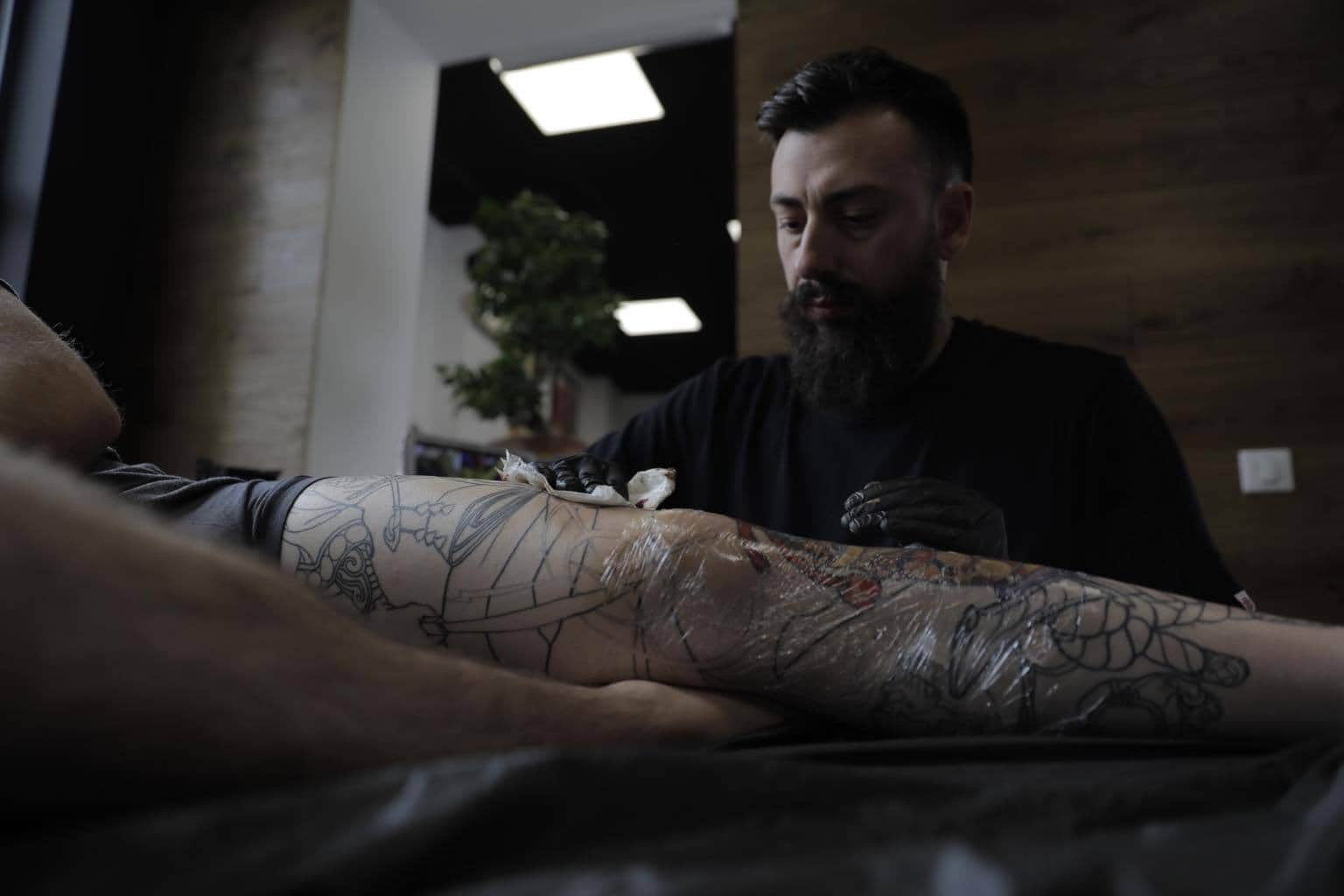 Jo Maddraft-createur-de l-affiche-Internationale-lille-Tattoo-convention 2020-1