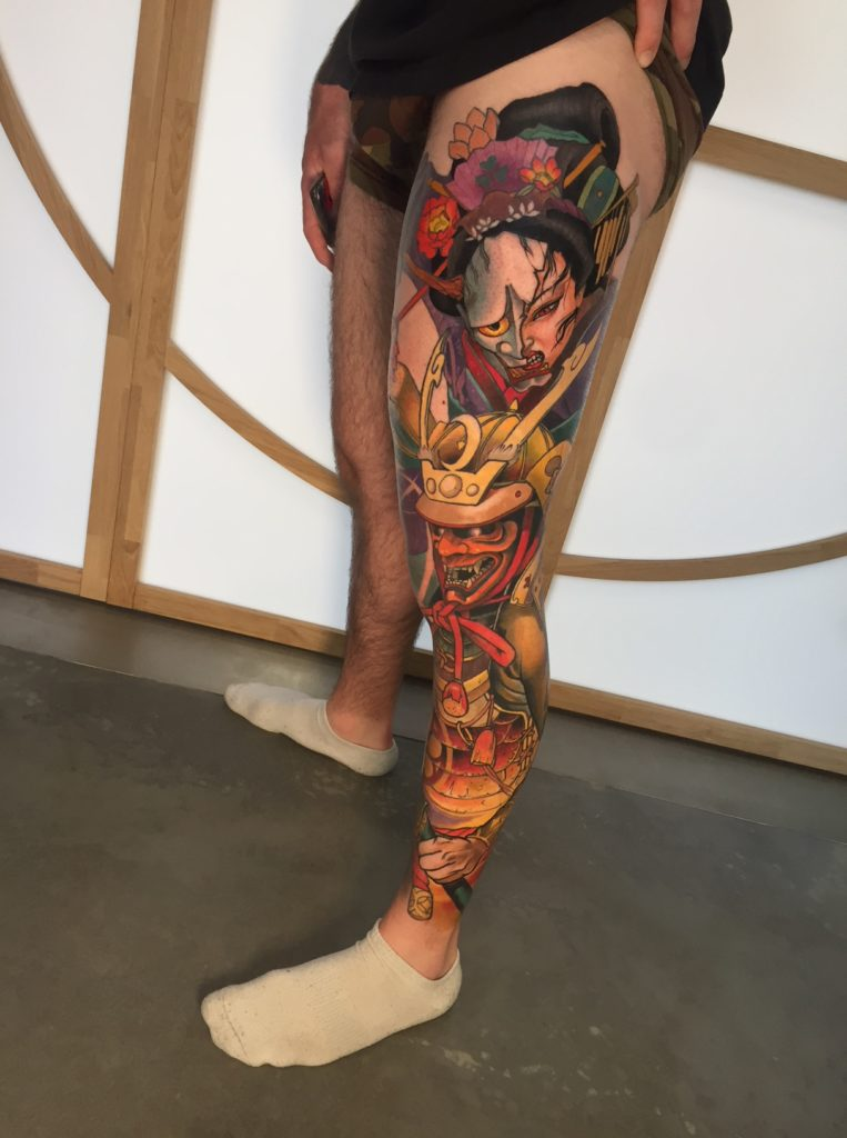 createur-de l-affiche-Internationale-lille-Tattoo-convention 2020-10