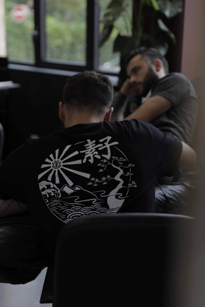 Jo Maddraft-createur-de l-affiche-Internationale-lille-Tattoo-convention 2020-2