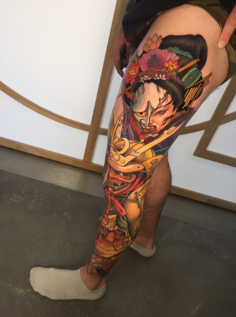 Jo Maddraft-createur-de l-affiche-Internationale-lille-Tattoo-convention 2020-8